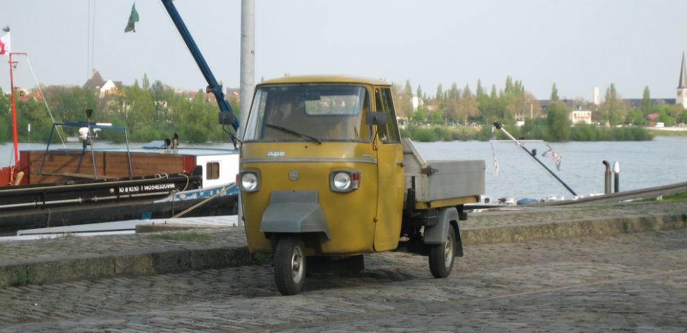 Piaggio APE P601