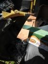 APE P601 – Giallo Teileträger