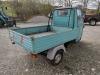 APE MP 600 LS - seltenes Fahrzeug mit schöner Patina