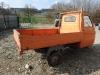 APE P602 LS - Orange - 1983 - Restaurationsobjekt