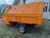 APE TM P703 V – Müllkipper – Deutsche Ausführung – komplett revidiert.